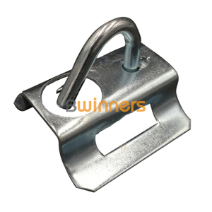 BWINNERS FACH-BW-04 Pole Mounting Clamp Bracket for Drop Cable