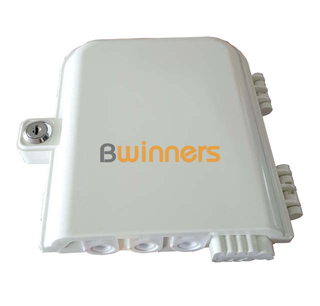 BWINNERS SJ-ODB-SK03 8 Core SC/APC/UPC Fiber Optics Distribution Box