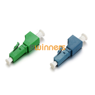 BWINNERS LC Female To Male And Fixed Fiber Optic Attenuator Singlemode / Multimode 1dB 3dB 5dB 10dB FC SC ST LC MU DIN E2000 MTRJ