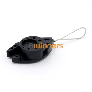 BWINNERS FACH-BW-01 Fish Type FTTH Fiber Drop Cable Tension Suspension Clamp Self-Adjustable Anchoring FTTH Clamp Fish