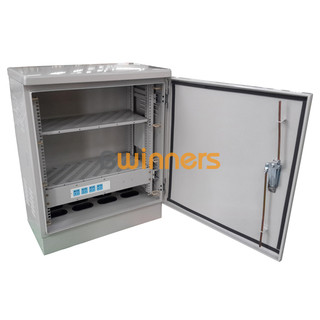BWINNERS SJ-OFOC-WLG 19 Inch Wall Mounted Server Network Cabinet