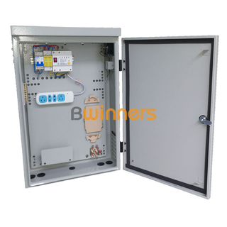 BWINNERS SJ-OFOC-QQY Wall Mounted Outdoor Telecom Cabinet, Telecom Equipment Cabinets