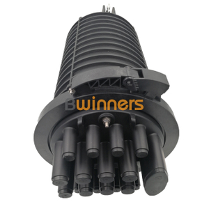BWINNERS Dome Splice Enclosure with 1+16 Ports for Up To 288 F, IP68 Protectio
